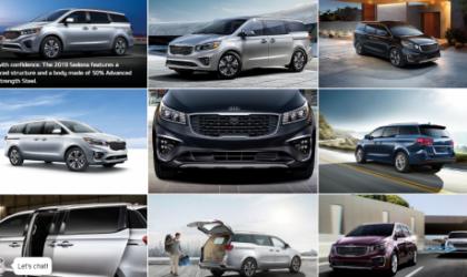 2019 Kia Sedona Abbotsford BC Price Features Reviews